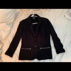 Black never worn Ralph Lauren blazer